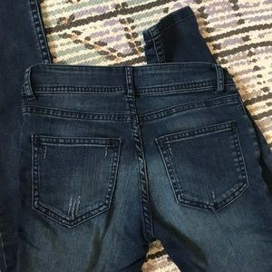 Cotton On Jeans - Cotton On skinny Jeans - lightly distressed